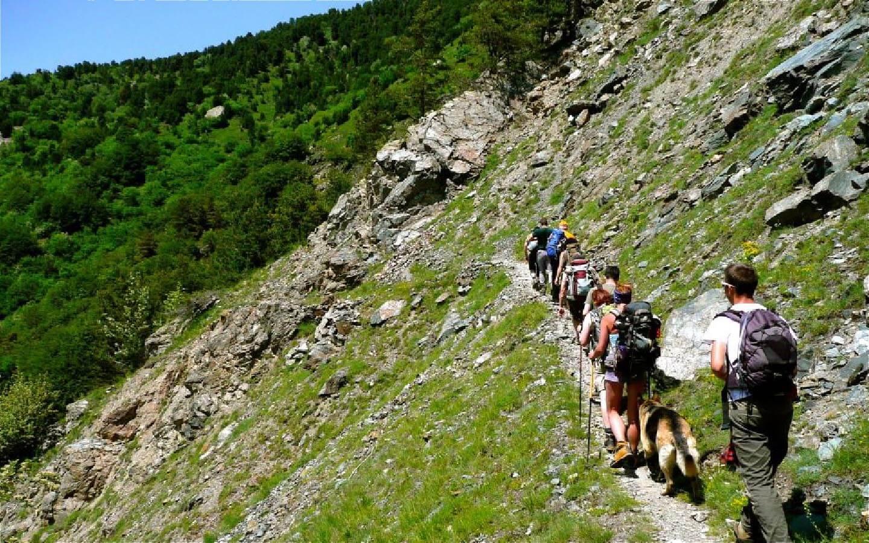 Scorcio Valle Varaita